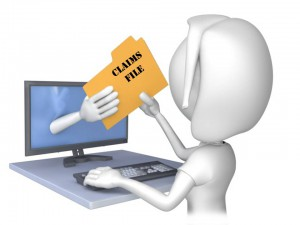 File Insurance Claims Electronically